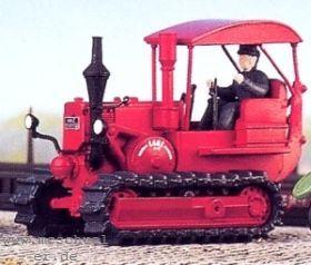 1:87 Lanz Raupe 55 PS für Straßenbau und Landwirtschaft- Weinert 4546  | günstig bestellen bei Weinert-Bauteile