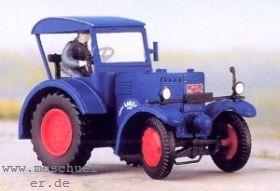 1:87 Lanz Verkehrs-Bulldog 35 PS, Baujahr 1935, mit Lenkachse - Weinert 4557  | günstig bestellen bei Weinert-Bauteile