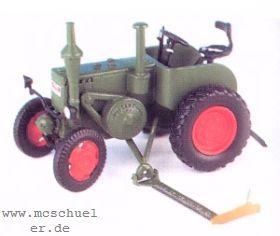 1:87 Lanz Ackerluft-Schlepper 35 PS , Baujahr 1940, mit Mähbalken - Weinert 4559  | günstig bestellen bei Weinert-Bauteile