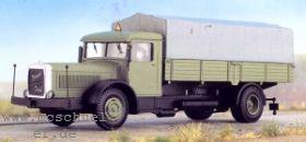 1:87 Henschel 6J2 LKW mit Plane, Baujahr 1937 - Weinert 4564  | günstig bestellen bei Weinert-Bauteile