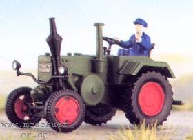 1:87 Lanz Acker-Luft-Bulldog mit Hinterrad-Kotflügel, Baujahr 1950 - Weinert 4565  | günstig bestellen bei Weinert-Bauteile