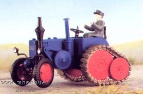 1:87 Lanz 45 PS Ansteck-Raupe Baujahr 1955- Weinert 4569  | günstig bestellen bei Weinert-Bauteile