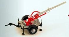 1:87 Feuerwehr Schaumwasserwerfer auf Einachsanhänger,- Weinert 4571  | günstig bestellen bei Weinert-Bauteile
