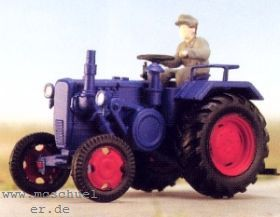 1:87 Lanz Halbdiesel Schlepper Baujahr 1953-56- Weinert 4572  | günstig bestellen bei Weinert-Bauteile
