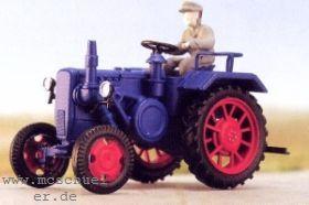 1:87 Lanz Halbdiesel-Schlepper mit Speichenrädern, 32 PS, Baujahr 1955-56 - Weinert 4575  | günstig bestellen bei Weinert-Bauteile
