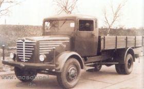1:87 Büssing NAG 5000S, Baujahr 1948 - Weinert 4576  | günstig bestellen bei Weinert-Bauteile