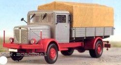 1:87 Büssing NAG 500 Vorkriegsausführung, 2-achs. LKW  - Weinert 4579 lief bis weit in die 50er Jahre | günstig bestellen bei Weinert-Bauteile