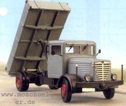 1:87 Büssing NAG 500S Kipper, Baujahr 1948 - Weinert 4580  | günstig bestellen bei Weinert-Bauteile