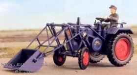 1:87 Lanz Halbdiesel-Schlepper 32 PS, Bj. 1955-56- Weinert 4585 Bausatz | günstig bestellen bei Weinert-Bauteile