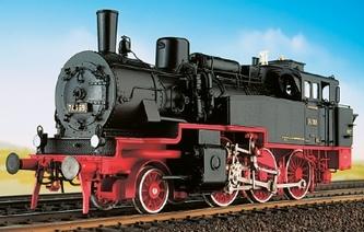 DB BR 74 4-13 - preuss. T12 - Deutsche Bundesbahn, Fertigmodell - Weinert 46161  - Messingmodell mit DCC-Decoder | günstig bestellen bei Weinert-Bauteile