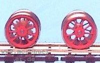 BR 01.10: RP25 Tenderradsätze für Roco BR 01.10 - Weinert  - 4 Stück mit Zahnrädern | günstig bestellen bei Weinert-Bauteile