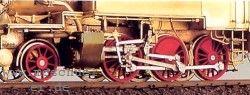 BR 91: RP25 Lokradsätze für Fleischmann BR 91 - Weinert 5616  | günstig bestellen bei Weinert-Bauteile