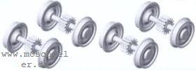 BR 10: RP25 Tenderradsätze für Rivarossi BR 10 - Weinert  | günstig bestellen bei Weinert-Bauteile