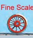 Vorlauf-Radsatz RP25 Fine Scale d=11,5mm, 10 Speichen-Weinert 56540  | günstig bestellen bei Weinert-Bauteile