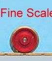 Mehr Details und Kaufen von Vorlauf-Radsatz RP25 Fine Scale d=11,5mm-Weinert 56560  | günstig bestellen bei Weinert-Bauteile