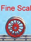 Mehr Details und Kaufen von Vorlauf-Radsatz RP25 Fine Scale d=11,5mm, 12 Speichen mit Haftreifen Weinert 56570  | günstig bestellen bei Weinert-Bauteile