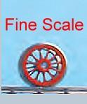 Mehr Details und Kaufen von Vorlauf-Radsatz RP25 Fine Scale d=11,5mm, 11 Speichen mit Haftreifen  Weinert 56600  | günstig bestellen bei Weinert-Bauteile