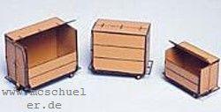 TT Klein-Container Ep.2-4, je 1 x 1,2,3 m³, MS-Ätzteil- Weinert 5850  | günstig bestellen bei Weinert-Bauteile
