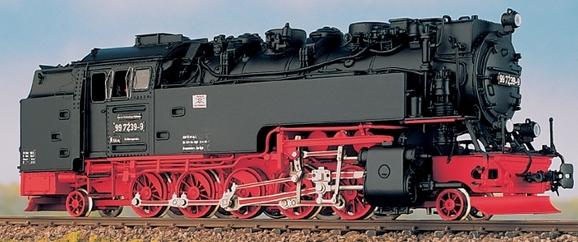 H0e BR 99 231-239 - BR 99 7239 DR Neubau Kohleversion - Weinert 6023  - Komplettbausatz mit Mashima-Motor - Wiederauflage | günstig bestellen bei Weinert-Bauteile