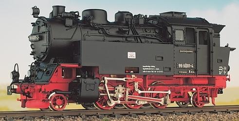 H0e BR 99 6001 - NWE 21 geschweisst - Weinert 6029  - Komplettbausatz mit Mashima-Motor - Wiederauflage | günstig bestellen bei Weinert-Bauteile