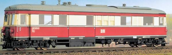 H0m Triebwagen T3 der HSB und NWE- Weinert 6236 - Bausatz mit Mabuchi-Motor | günstig bestellen bei Weinert-Bauteile