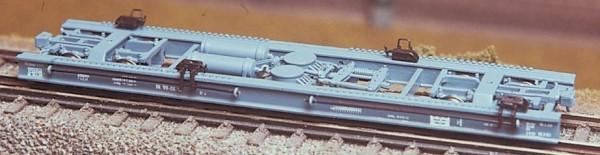 H0m Rollwagen mit Saugluftbremse, 4-achsig, Bausatz - Weinert 6242   | günstig bestellen bei Weinert-Bauteile