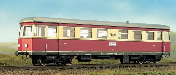 H0m Wismarer Triebwagen Typ Eifel - Weinert 6244 - Bausatz mit Mabuchi-Motor | günstig bestellen bei Weinert-Bauteile
