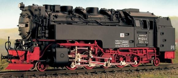 H0e BR 99 231-239 - BR 99 7239 DR Neubau Ölversion - Weinert 6056  - Komplettbausatz mit Mashima-Motor - Wiederauflage | günstig bestellen bei Weinert-Bauteile