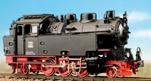 H0e BR 99 6001 - NWE 21 genietet - Weinert 6070  - Komplettbausatz mit Mashima-Motor - Wiederauflage | günstig bestellen bei Weinert-Bauteile