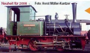 H0m BR 99 5602 Franzburg - Weinert 6276  | günstig bestellen bei Weinert-Bauteile