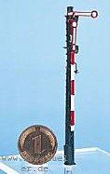 N Form-Hauptsignal 1-oder 2-flügelig-2-oder 3-begriffig, unbeleuchtet, Bausatz - Weinert 6900  | günstig bestellen bei Weinert-Bauteile