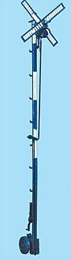 1:87 Schweizer Rangiersignal - Weinert 7042  - beleuchtete Ausführung als Bausatz | günstig bestellen bei Weinert-Bauteile