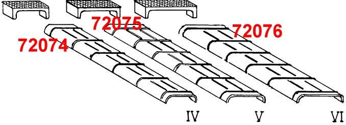 1:87 Blechkanäle und Rollenkästen, Gr.5, 10 Stück-Weinert 72075  | günstig bestellen bei Weinert-Bauteile