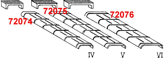 1:87 Blechkanäle und Rollenkästen, Gr.6, 10 Stück-Weinert 72076  | günstig bestellen bei Weinert-Bauteile
