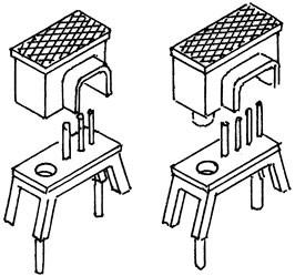1:87 Druckrollenkästen oberirdisch in Größe III und IV - Weinert 72091  | günstig bestellen bei Weinert-Bauteile