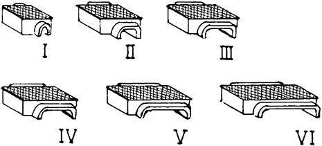1:87 Druckrollenkästen unterirdisch - Weinert 7210  | günstig bestellen bei Weinert-Bauteile
