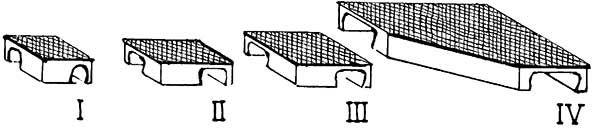 N Seilzugablenkungen 4xGr.I, je 2xGr.II,III,IV. Weissmetall - Weinert 6951  | günstig bestellen bei Weinert-Bauteile