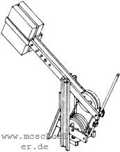 1:87 Weichenspannwerk, 1 Stück- Weinert 7216  | günstig bestellen bei Weinert-Bauteile