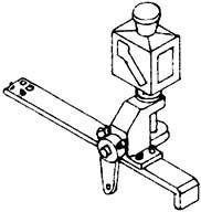 TT Weichenlaternenattrappen links, unbeleuchtet, 5 Stück- Weinert 5816  | günstig bestellen bei Weinert-Bauteile