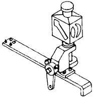 1:87 Weichenlatern unbeleuchtet, für Y-Weiche - Weinert 7222  | günstig bestellen bei Weinert-Bauteile