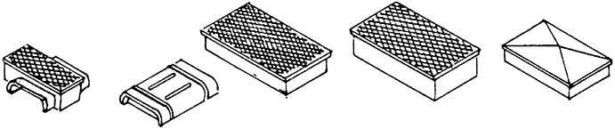 1:87 Riegel für Weichenantriebe - Weinert 7237  | günstig bestellen bei Weinert-Bauteile