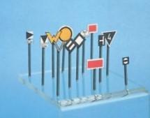 1:87 Signaltafeln DRG und DB (Sh, Ra, Ne, Ts, Zs)- Weinert 7306  | günstig bestellen bei Weinert-Bauteile