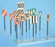 1:87 SBB Geschwindigkeitssignale - Weinert 7310  | günstig bestellen bei Weinert-Bauteile