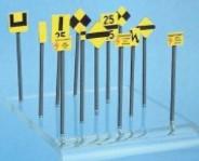1:87 SBB Signaltafeln für den elektrischen Betrieb- Weinert 7312  | günstig bestellen bei Weinert-Bauteile