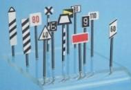 1:87 ÖBB Signaltafeln bis 1.6.80 - Weinert 7318  | günstig bestellen bei Weinert-Bauteile