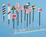 1:87 ÖBB Signaltafeln ab 1.6.80 - Weinert 7319  | günstig bestellen bei Weinert-Bauteile