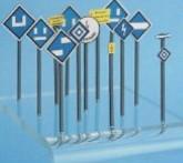 1:87 ÖBB Fahrleitungssignale - Weinert 7320  | günstig bestellen bei Weinert-Bauteile