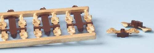 MG Code 75 Isolierschienenverbinder, 8 Stück - Weinert MeinGleis 74018  | günstig bestellen bei Weinert-Bauteile