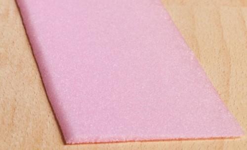 Schalldämmung Streifen Böschungskeile, B=5cm, L=500mm - 10 Stück - Weinert 74220  | günstig bestellen bei Weinert-Bauteile