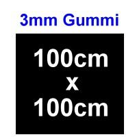 Schalldämmung 3mm Platte Gummi, 1000x1000mm - Weinert 74230  | günstig bestellen bei Weinert-Bauteile